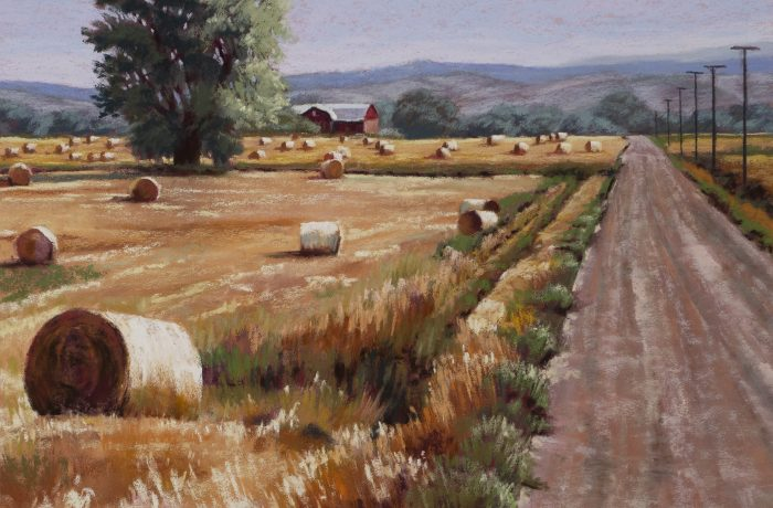 Hay Harvest